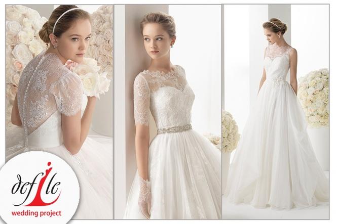 Свадебные платья закрывающие плечи
